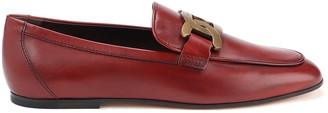 Tod's Tods Loafer Chain
