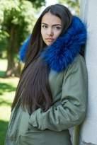 Tracie's Fur Parka's Jacket
