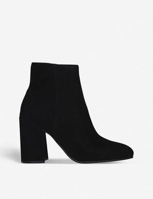 Steve Madden Therese velvet boots