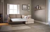 Marks and Spencer Nantucket Corner Chaise Storage Sofa Bed (Right-Hand)