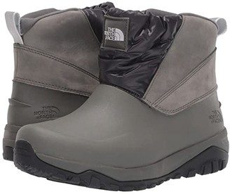 The North Face Yukiona Ankle Boot (Graphite Grey/TNF Black) Women's Cold Weather Boots