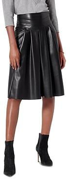 Joie Ordell Ordell Vegan Leather Skirt