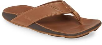 OluKai Wehi Nui Flip Flop
