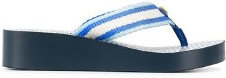 Tory Burch Gemini Link flip flops
