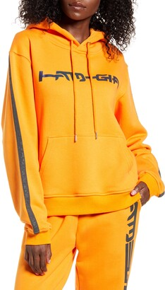 I.AM.GIA Zandra Logo Cotton Hoodie