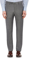 Incotex Men's B-Body Classic-Fit Wool Trousers