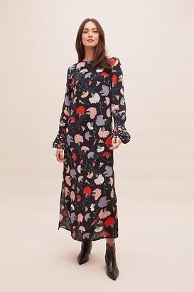 Lily & Lionel Anthropologie x Dakota Peony Dress