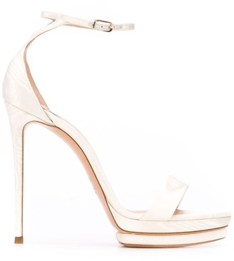 Casadei Platform High Heel Sandals