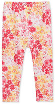 First Impressions Tonal Floral Leggings