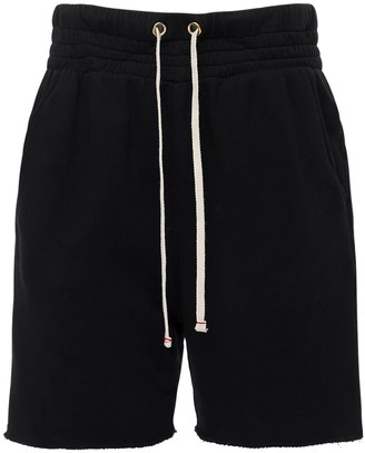 LES TIEN French Terry Sweat Shorts