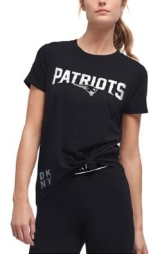 Lids Dkny Women's New England Patriots Players T-Shirt