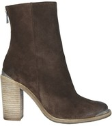 AllSaints Suede High Hessian Boot