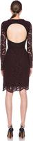 MSGM Lace Knit Dress