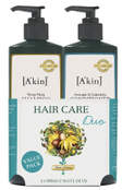 Akin A'kin Ylang Ylang Shampoo & Avocado & Calendula Conditioner Duo 500ml