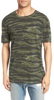 Current/Elliott Men's Camo Drop Shoulder T-Shirt
