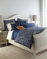 Ralph Lauren Home Costa Azzurra Queen Paisley Duvet Cover