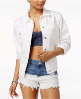 GUESS 90s Icon Cotton Denim Jacket