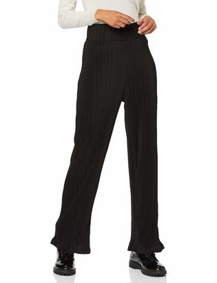 New Look Women's SSP Crinkle Trousers