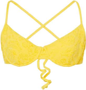 Mara Hoffman Mazlyn Bustier Bikini Top
