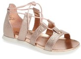 MICHAEL Michael Kors Girl's Spring Ghillie Sandal