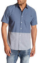 Volcom Wood Vex Short Sleeve Modern Fit Shirt
