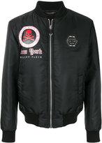 Philipp Plein King New York bomber jacket