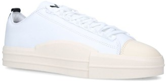 adidas Leather Yuben Low Sneakers