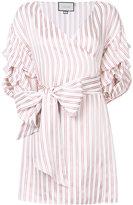 Alexis Maren wrap dress - women - Viscose - M