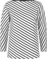 Jaeger Diagonal Breton Top