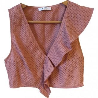 Marysia Swim Pink Cotton Top for Women