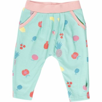 Green Cotton Fred's World by Baby Girls' Fruit Pants Trouser