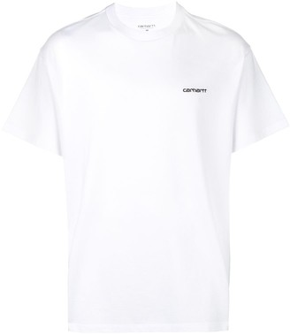 Carhartt embroidered logo T-shirt