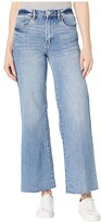 Blank NYC High-Rise Crop Wide Leg Jeans in After Party (After Party) Women's Jeans