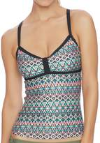Next Women's Mandala in Training D Cup Floating Underwire Tankini