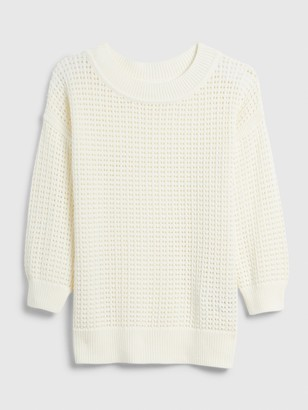 Gap Stitch Knit Sweater