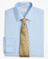 Brooks Brothers Stretch Madison Classic-Fit Dress Shirt, Non-Iron Twill Ainsley Collar