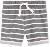 First Impressions Striped Shorts, Baby Boys (0-24 months), Created for Macy's