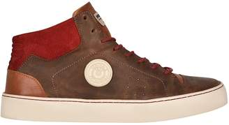 Pataugas Salvatore High Top Leather Trainers