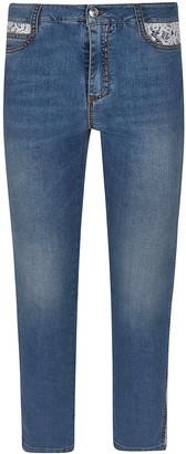 Ermanno Scervino Stretch Slim-fit Jeans