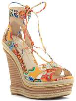 Jessica Simpson Adyson Platform Wedge Sandal