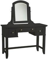 Home styles Bedford 2-pc. Vanity Table & Mirror Set