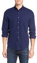 Gant Men's Slim Fit Luxe Flannel Sport Shirt