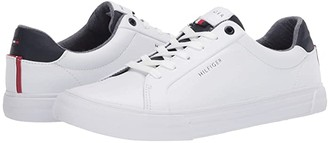 Tommy Hilfiger Rance (White) Men's Lace up casual Shoes