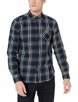 Scotch & Soda Men's Checked Cotton Shirt Regular fit