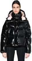 Moncler Gaura Vynil Down Jacket
