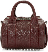 Alexander Wang Purple Mini Rockie Bag