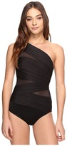 Miraclesuit Net Work Jena One-Piece Women's Swimsuits One Piece