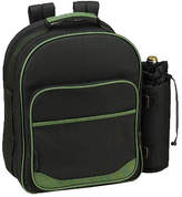 Picnic at Ascot Eco Picnic Backpack for Two - Forest Green Backpacks