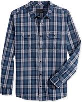 Hurley Men's Unite Plaid Shirt