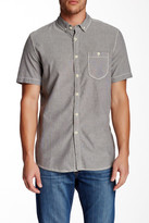 Jeremiah Edward Solid Short Sleeve Regular Fit Shirt